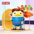 Фигурка роликового конька POP MART Duckoo BJD кукла Двоичная экшн-фигурка подарок на день рождения Детская игрушка бесплатная доставка