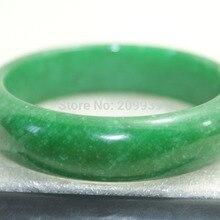 00643 коллекционные китайские Джады браслет 59 мм Внутренний в диаметре браслеты