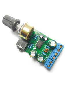 Board-Module Amplifier-Board Cabinet MAME Arduino Arcade-2.0 DC Stereo Audio for Dual-Channel