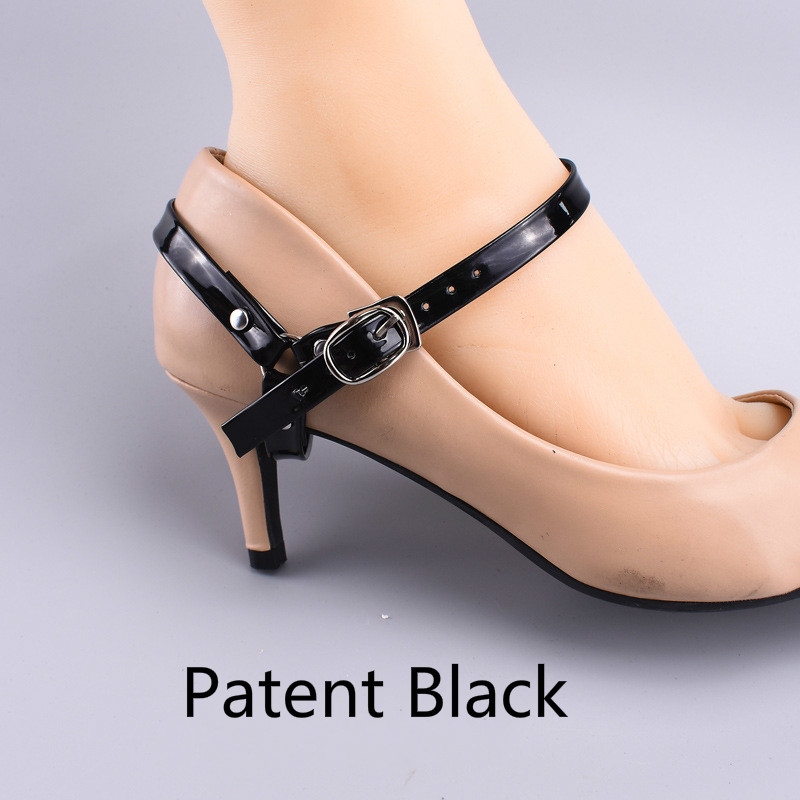 1 Pair Free Triangle Bundle Shoelace For High Heel Anti-skid Shoes Buckles Shoes Accessory Shoes Decoration Adjustable Straps