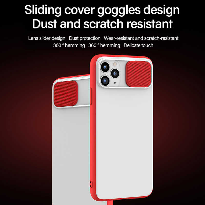 Camera Lens Protection Shockproof Case For iPhone 12 11Pro XS Max