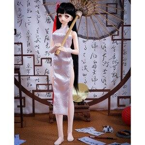 Image 4 - Luts Amy 1/3 인형 BJD SD 모델 luts Littlemonica Supergem Dollmore Anime Face