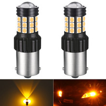 2X P21W 1156 BAU15S T20 3157 7443 7440 LED ampoule voiture clignotant pour Chevrolet Cruze Captiva Aveo Orlando Trax Lacetti 2011