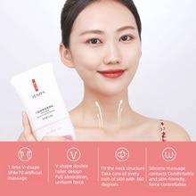 Крем для шеи укрепляющий против морщин укрепляющий для отбеливания кожи увлажняющий Сыворотка для шеи силиконовый сообщение лечение кожи уход за шеей