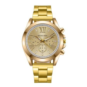 Gold Silver Stainless Steel Fashion Women Watches New Brand 2020 Luxury Ladies Wristwatches Rome Female Quartz Watch Gifts Clock duoya brand bracelet watches for women luxury silver crystal clock quartz watch fashion ladies vintage creative wristwatches