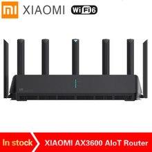 Xiaomi – routeur double bande AX3600 AIoT wi-fi 6, 2976mbs, Gigabit, WPA3, Qualcomm A53, amplificateur de Signal externe, cryptage de sécurité