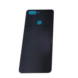 Image 2 - Noir/bleu/or pour ZTE Blade V9 V0900 batterie couvercle arrière boîtier de porte livraison gratuite