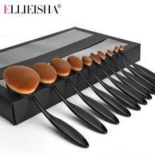 Concealer Makeup-Brush Blush Powder Foundation Liquid Face-Mask Toothbrush-Type Contour