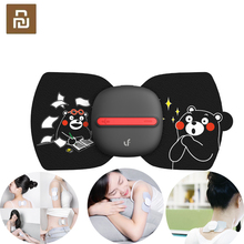 Youpin LF masseur de corps se détendre masseur de thérapie musculaire massage tactile magique autocollants maison intelligente version internationale
