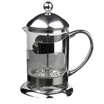 300 мл, нержавеющая сталь, французский пресс, чайник, термостойкий стеклянный кофейник, фильтр, ручная кофеварка, фильтровальный пресс для ко...