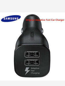 Samsung Adaptive Car-Charger Micro/type-C Galaxy S10 10-Plus Quick-Data-Cable No USB
