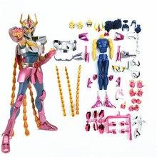 Cs modelo antigo bronze versão tv 1 saint seiya pano mito phoenix ikki armadura de metal acelerando aurora modelo de ação & brinquedo decoração