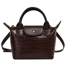 new bags for women 2019 Simple Fashion Casual Shoulder Bag alligator Handle Lady Big Capacity Purse Leather Female Tote