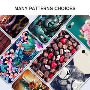 Image 2 - TAOYUNXI Soft TPU Case For TP LINK Neffos C9A Cases For TP LINK Neffos C9A TP706A TP706C 5.45 inch DIY Painted Protective Covers