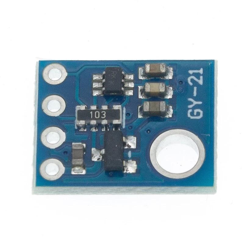 1 Stuk Vochtigheid Sensor Met I2C Interface Si7021 GY-21 HTU21 Forarduino-Industriële Hoge Precisie 3