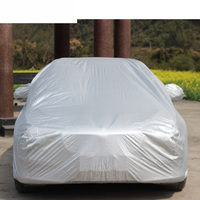 SUV Car Cover Sunshade Outdoor Indoor Dust Sun Rain Snow Cover Anti UV Scratch Resistant Dustproof Car Accessories Universal|Car Covers|   -