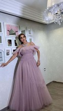 Blush Pink O Neck Illusion Short Sleeve Empire Waist Floor Length Prom  Dresses 2019 city studio new ivory illusion beaded women s 1 junior empire waist dress $189