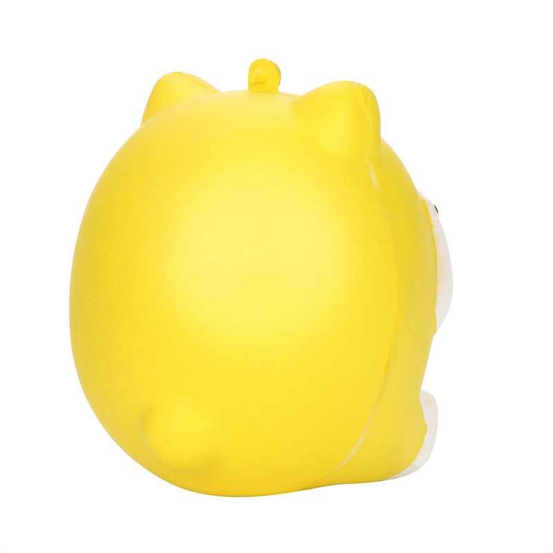 Squishy Toys Scented-Stress Cream Slow Rising Reliever Child Kawaii Kid Smile Bear 10–8–7-Cm img5