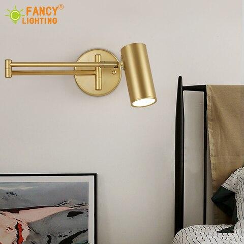 comprimento arandela quarto banheiro espelho lampada