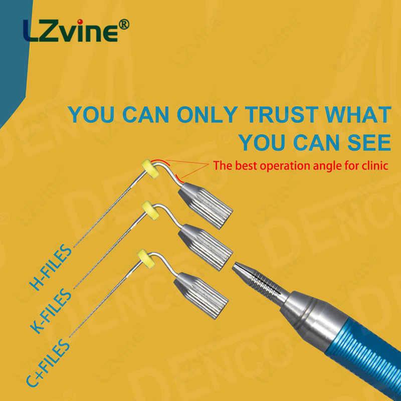 أفضل نوعية مايكرو نطاق الملفات/أدوات طب الأسنان حامل لملفات نيتي اليد