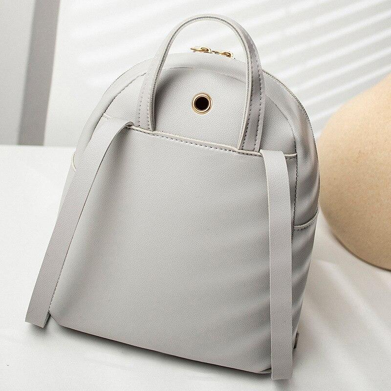 Vento Marea Mini Backpack Crossbody Bag For Teenage Girls 2020 Women Shoulder Phone Purses Korean Style New Convertible Bag Hand