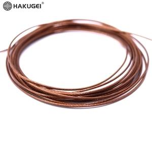 Image 2 - Litz TPU 6N SINGLE Crystal copper Wire Core 133 Core OD: 1.25 มม.22AWG 6 เมตร
