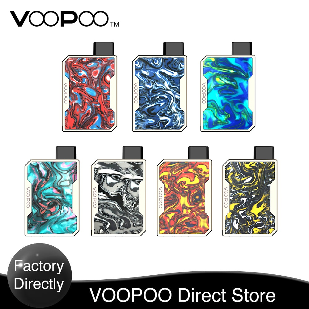 Original  VOOPOO DRAG Nano Vape Kit With 750mAh Battery & 1ml Cartridge & GENE Chip Pod Kit System Vs Drag 2 / Vinci Pod Kit