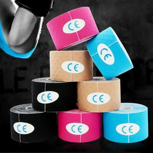 One Roll 5m * 5cm Kinesiology Muscles Sports Care Elastic Physio Therapeutic Tape