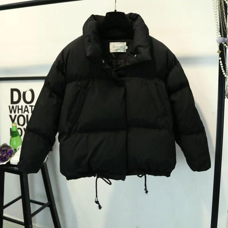 2019 Autumn Winter Jacket Women Coat Fashion Female Stand Winter Jacket Women Parka Warm Casual Plus Size Overcoat Jacket Parkas