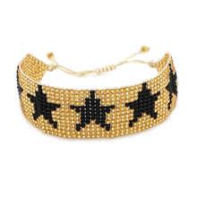 Go2boho MIYUKI Bracelet Gold Star Jewelry Bracelets Women Pulsera Mujer Moda 2019 Handmade Loom Woven Friendship Delica Beads