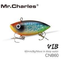 Mrcharles cnb60 рыболовная приманка 60 мм/8 г Высококачественная