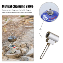 Cartridge-Accessories Refill-Adapter Canister Stove-Gas Camping-Supplies Outdoor Gas-Tank