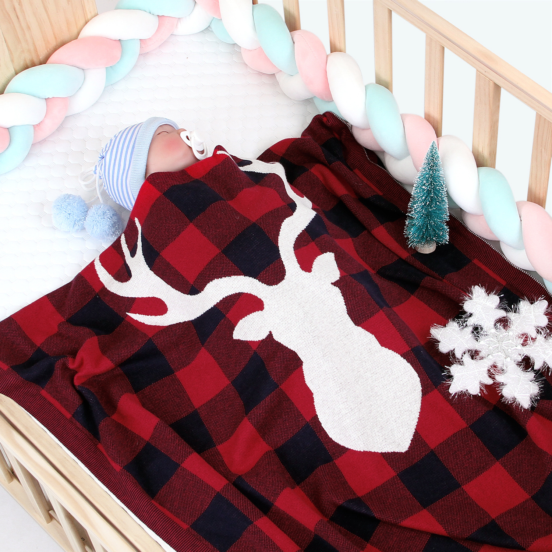 Baby Blanket Kids Winter Spring Soft Cotton Blankets Newborn Baby Swaddle Sleeping Bed Hole Wrap Children Bedding Bath Towels