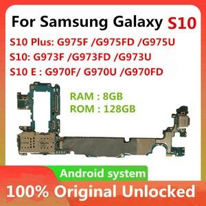 Image 1 - Nhà Máy Mở Khóa Cho Samsung Galaxy S10 S10 Plus S10E G975F G975FD G975U G973F G973FD G973U G970F G970U G970FD 128GB