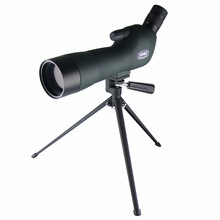 цена на 20-60X60 Zoom HD Adjustable Monocular Telescope Spotting Scopes with Portable Tripod Telescopio for Hunting Bird watching