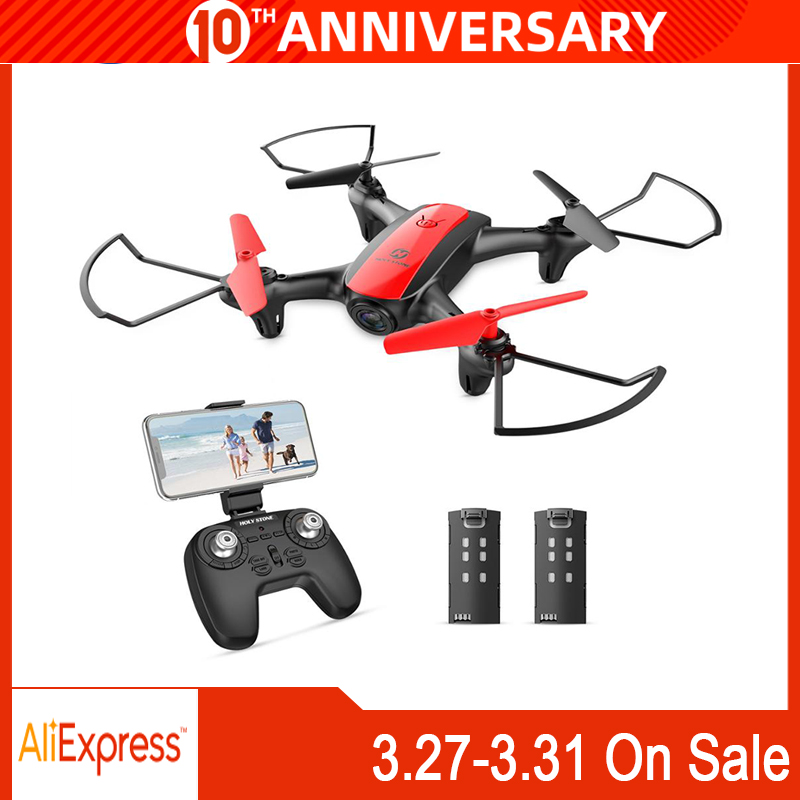 Holy Stone HS370 Mini Drone Camera Professionnel WIFI FPV 720P For Kids RC Drones Quadcopter With Camera Quadrocopter For Child