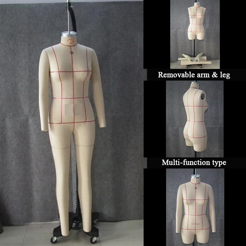 JM038 full body sewing mannequin