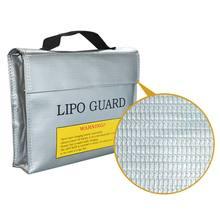 Портативная Защитная сумка для литиевой батареи огнестойкая