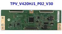 테스트 T-CON 보드 42PFL3320/T3 MV-0E88441 TPV_V420HJ1_P02_V30