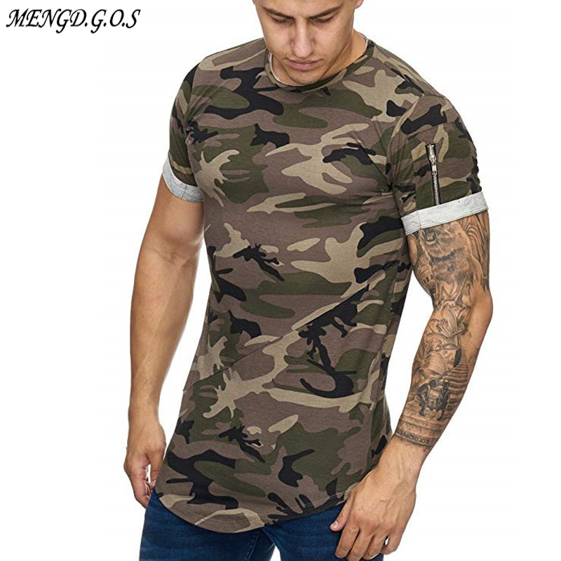 Fashion men's shirt T-shirt 2019 summer men's short-sleeved shirt men's trend casual streetwear men's clothing