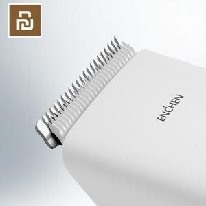 Image 4 - Youpin ENCHEN Boost USB Electric Hair Clipper Fast Charging Hair Trimmer Children Hair Clipper  Two Speed Ceramic Cutter Hair