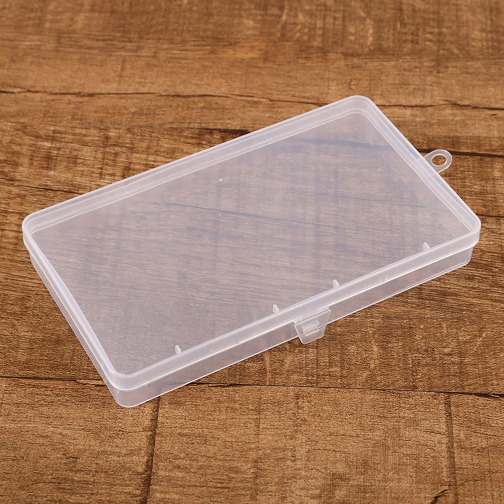 High Quality Portable Mask Storage Box Japan Imported Dustproof Moisture-Proof Cleaning Box Rectangular Mask Box 1PCS