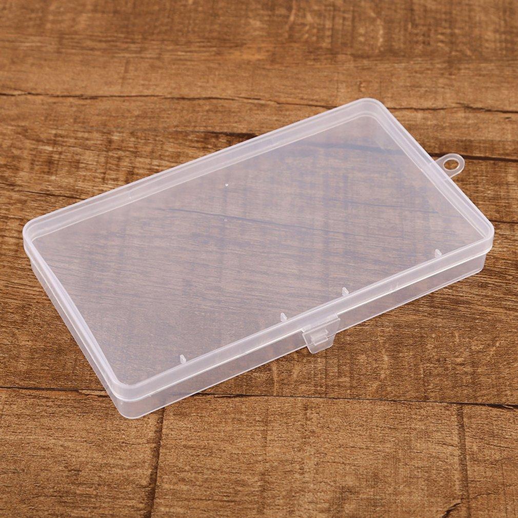 High Quality Portable Mask Storage Box Japan Imported Dustproof Moisture-Proof Cleaning Box Rectangular Mask Box 1PCS