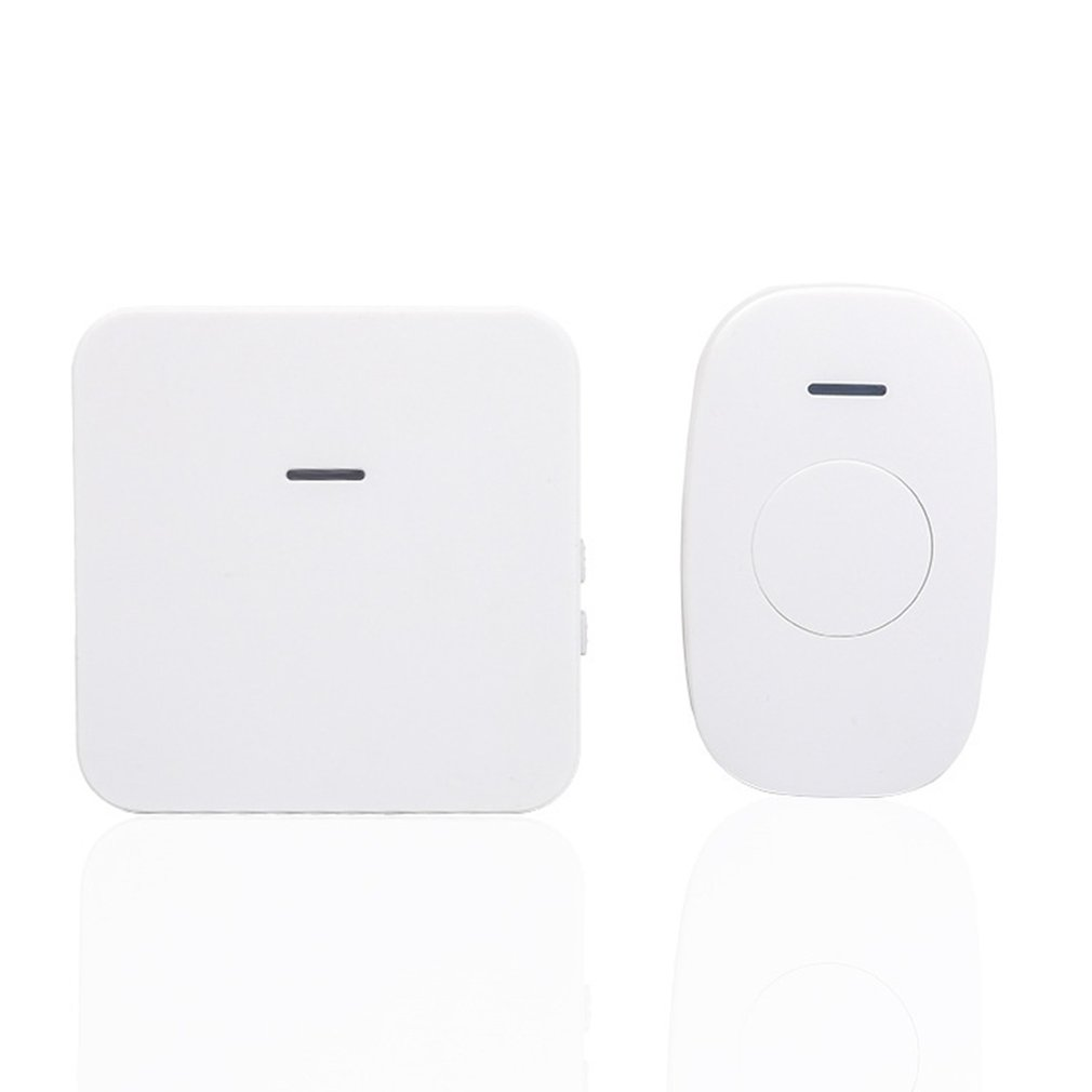 A3 Indoor Digital Wireless Mp3 Doorbell Remote 1 In 1 Remote Control Pager Smart Wireless Doorbell Old Man