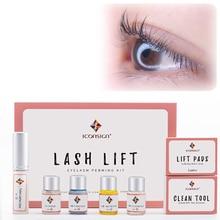 5 sets/lot Professional Mini Eyelash Lift Kit eyelash lift Cilia Tools perming kits with Perm Rods Y-Brushes