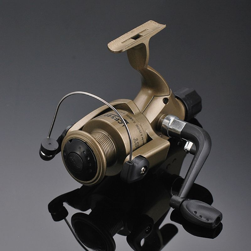 Bearing Freshwater Fishing Spinning Reel Line Wheel Fishing Gear Foldable/Normal Handle D5BA