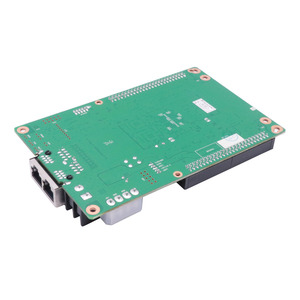 Image 3 - LINSN full color synchronous led screen display receiving card RV901 RV901T receiver card