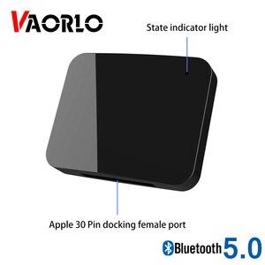 Мини 30Pin Bluetooth 5,0 A2DP музыкальный приемник, беспроводной стерео аудио 30 Pin адаптер для Bose Sounddock II 2 IX 10 портативный динамик