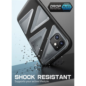 """Image 2 - For iPhone 11 Case 6.1"""" (2019 Release) SUPCASE UB Maze Full Body Premium Hybrid Protective Cover With Built in Screen Protector"""