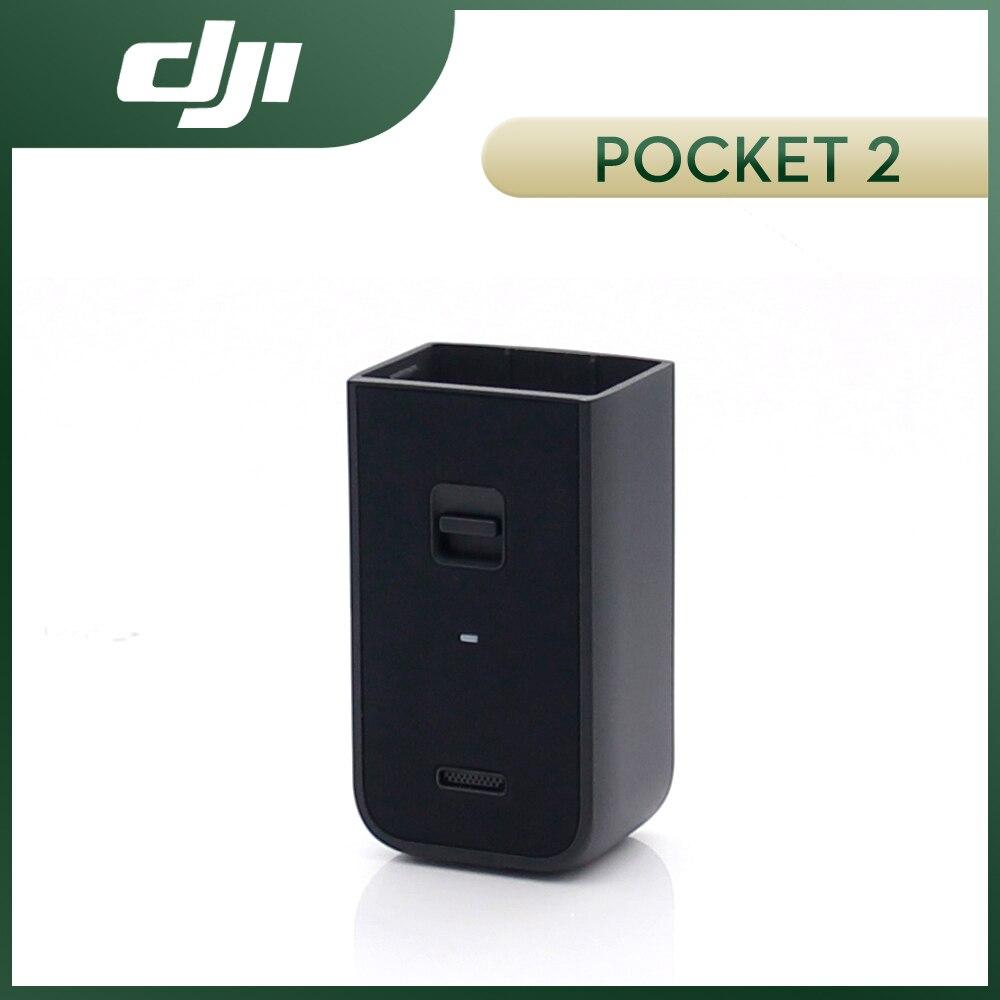 Оригинальные аксессуары DJI Pocket 2 Do It All с ручкой, улучшенное удобство использования, Поддержка внешнего микрофона и наушников